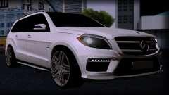 Mercedes GL500 para GTA San Andreas