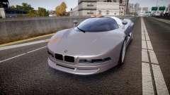 BMW Italdesign Nazca C2 v5.1 para GTA 4