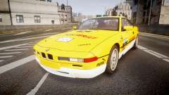 BMW E31 850CSi 1995 [EPM] E-Post Brief