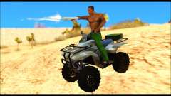 ATV Army Edition v.3 para GTA San Andreas