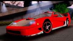 Turismo Pro X para GTA San Andreas