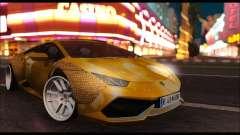 Lamborghini Huracan LB Solar para GTA San Andreas