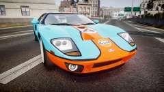 Ford GT 2005 [EPM] Gulf para GTA 4