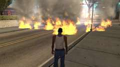 New Realistic Effects 3.0 para GTA San Andreas
