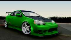 Honda Integra Type R Time Attack IVF para GTA San Andreas