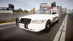 Ford Crown Victoria LCSO [ELS] Edge para GTA 4