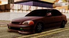 Honda Civic 1.6 sedan para GTA San Andreas