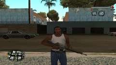 C-HUD Gray para GTA San Andreas