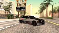 BMW M3 E36 VCDT para GTA San Andreas