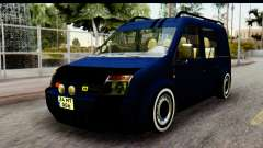Ford Transit Tourneo Connect Camli Van para GTA San Andreas