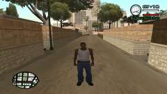 C HUD King Ghetto Life para GTA San Andreas