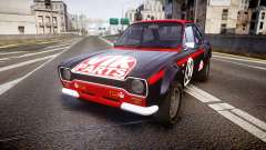 Ford Escort RS1600 PJ62 para GTA 4