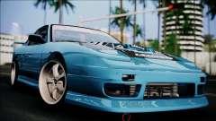 Nissan 180SX coupe para GTA San Andreas