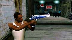 Blue Dragon Deagle para GTA San Andreas