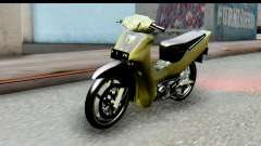 Yamaha F1ZR Stock