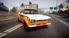 Ford Escort RS1600 PJ3 para GTA 4