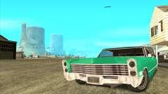 Cadillac DeVille Lowrider 1967