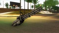 Minigun from GTA 5 para GTA San Andreas
