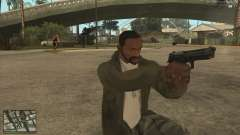 M9 Killing Floor para GTA San Andreas