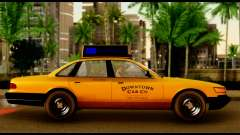 GTA 4 Vapid Stanier Downtown Cab