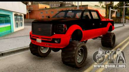 GTA 5 Vapid Sandking XL para GTA San Andreas