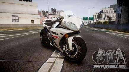 Yamaha YZF-R1 Custom PJ1 para GTA 4
