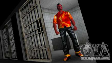 Devil Skin para GTA Vice City