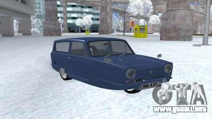 Reliant Supervan III para GTA San Andreas