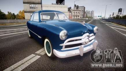 Ford Custom Club 1949 para GTA 4