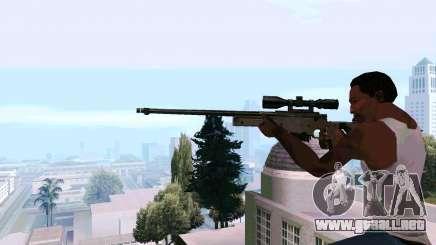 AWP L96 para GTA San Andreas