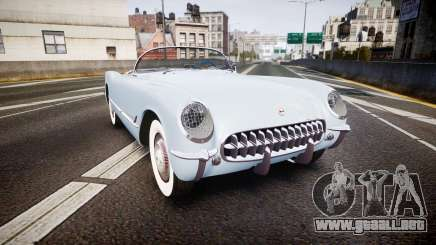 Chevrolet Corvette C1 1953 stock para GTA 4