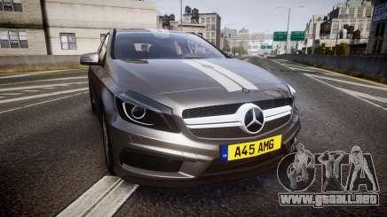 Mersedes-Benz A45 AMG PJs1 para GTA 4