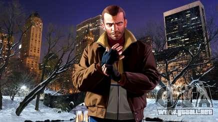 Botas de invierno para pantallas para GTA 4