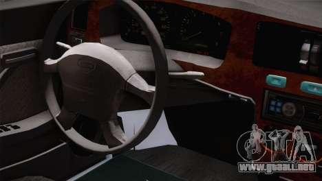 Nissan Cedric para la visión correcta GTA San Andreas