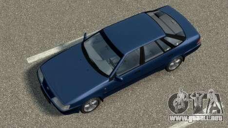 Daewoo Espero 2.0 CD 1996 para GTA 4 vista hacia atrás