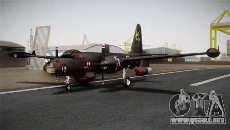 P2V-7 Lockheed Neptune RCAF para GTA San Andreas
