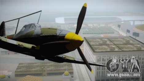 ИЛ-10 de la Royal Air Force para la visión correcta GTA San Andreas