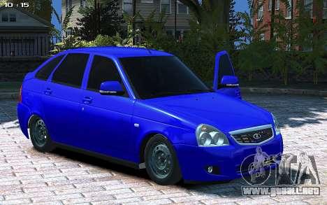 Lada 2172 2012 para GTA 4