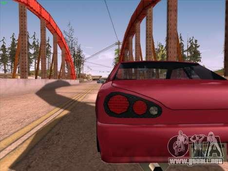 High Definition Graphics para GTA San Andreas tercera pantalla