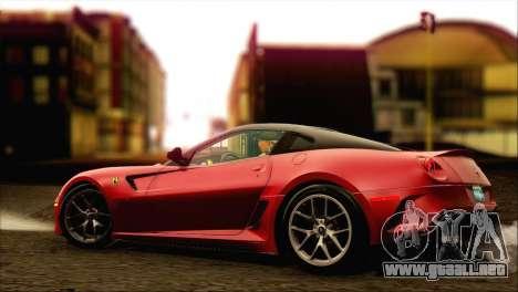 Reflective ENB Series para GTA San Andreas