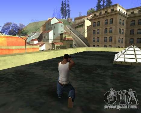 Skins Weapon pack CS:GO para GTA San Andreas octavo de pantalla