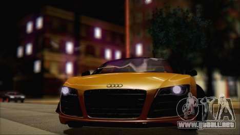 Reflective ENB Series para GTA San Andreas quinta pantalla