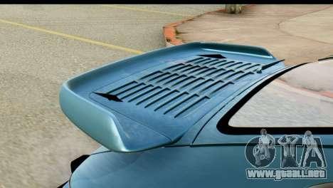 Porsche 911 Turbo 3.3L 1981 Tunable para la visión correcta GTA San Andreas