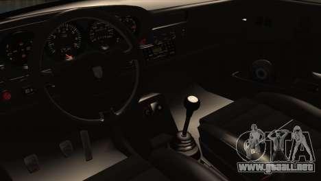 Porsche 911 Turbo 3.3 Coupe 930 1981 para la visión correcta GTA San Andreas