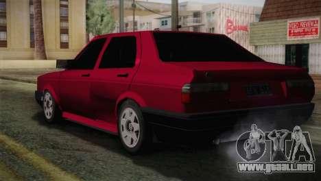 Volkswagen Senda para GTA San Andreas left