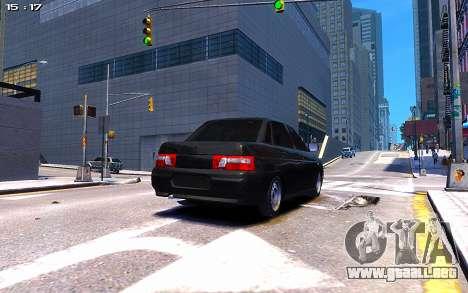 Lada 2110 para GTA 4 left
