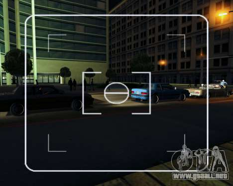 Real ENB Series para GTA San Andreas novena de pantalla