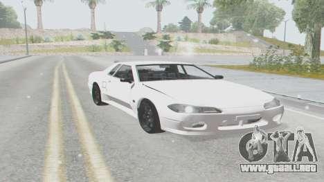 Elegy Facelift S15 para GTA San Andreas