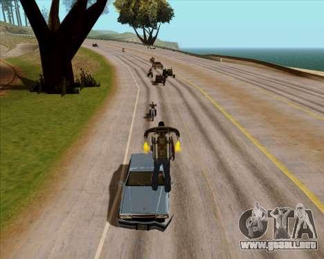 Real ENB Series para GTA San Andreas tercera pantalla