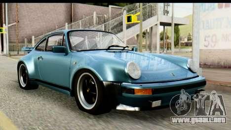 Porsche 911 Turbo 3.3L 1981 Tunable para GTA San Andreas